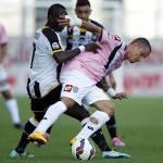 Udinese-Cesena 1-1, voti e tabellino: beffa al 92′ per i friulani