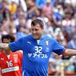 Calcio, lite tra Vieri e la moglie di Cassano sui social network