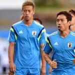 Milan-Inter, Nagatomo lancia la sfida a Honda: 'Se perdi ti fai i capelli viola'