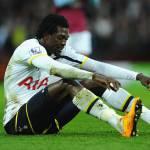Tottenham, pessimo inizio di stagione? Adebayor accusa madre e sorella: 'Basta incantesimi su di me'