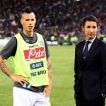 """Calciomercato Napoli, Bigon: """"Gabbiadini ci piace, per Lavezzi…"""""""