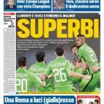 Tuttosport – Superbi