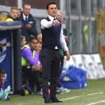Calciomercato Fiorentina, Montella frena: 'Io al Milan? Soltanto gossip'