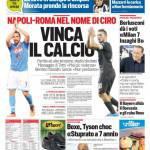 Corriere dello Sport – Vinca il calcio