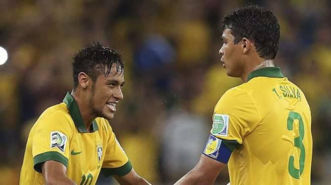 thiago neymar