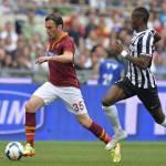 Roma, contro il Genoa torna Torosidis: il greco possibile titolare