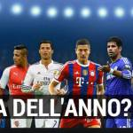 Uefa Team Of the Year, ecco la lista dei 40:  un solo italiano ma tre bianconeri!