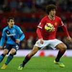 Manchester United, Paul Ince: 'Van Gaal ha ridato fiducia a Fellaini'