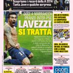 Gazzetta dello Sport – Lavezzi si tratta