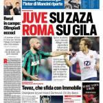 Corriere dello Sport – Juve su Zaza, Roma su Gila