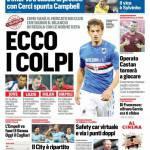 Corriere dello Sport – Ecco i colpi
