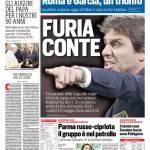 Corriere dello Sport – Furia Conte