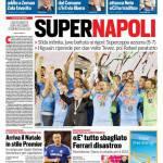Corriere dello Sport – SuperNapoli