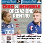 Corriere dello Sport – Cerci & Immobile, operazione rientro