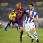 Pallone D'Oro, Dani Alves attacca Cristiano Ronaldo: 'Non merita di essere in finale'