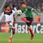 Calciomercato Roma, va vanti la trattativa per Luiz Adriano
