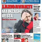 Rassegna Stampa: Corriere dello Sport – Lazio avanti ma Inzaghi resta