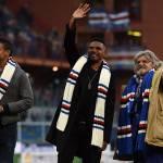 Sampdoria, comunicato ufficiale dell'Everton su Eto'o: domani ufficialità
