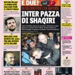 Rassegna Stampa: La Gazzetta dello Sport – Inter pazza di Shaqiri