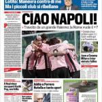 Rassegna Stampa: Corriere dello Sport – Ciao Napoli