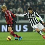 Juventus – Milan, tweet piccato dei rossoneri: la polemica sul gol di Carlos Tevez