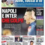Rassegna Stampa: Corriere dello Sport – Napoli e Inter, che colpi