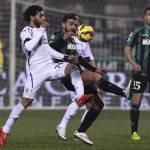 Sassuolo-Fiorentina 1-3, voti e tabellino: Salah-Babacar fanno volare Montella