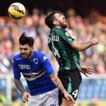 Sampdoria-Sassuolo 1-1, voti e tabellino: il solito Eder risponde ad Acerbi