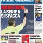 Corriere dello Sport – Arbitri, la Serie A si spacca