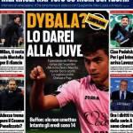 Tuttosport – Dybala? Lo darei alla Juve