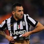 Juventus, il Psg offre 12 milioni l'anno a Tevez