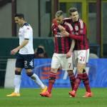 Milan-Cagliari 3-1, voti e tabellino: i rossoneri tornano alla vittoria
