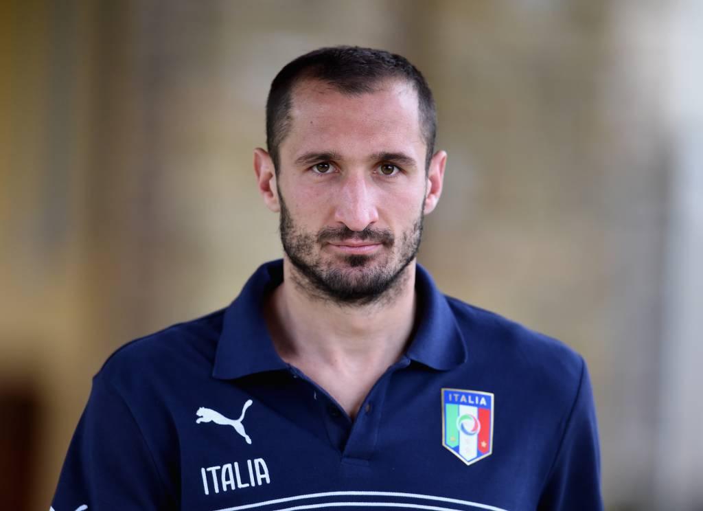 Italia Nazionale Chiellini Euro2020