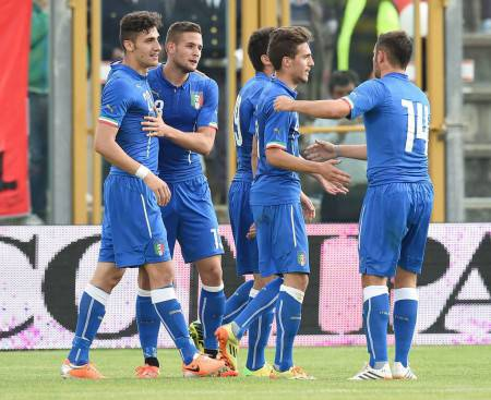 Under 21_Italia