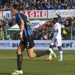 Atalanta-Sampdoria 1-2, voti e tabellino: Muriel-Okaka rispondono a Stendardo