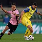 Fantacalcio Chievo-Palermo, voti e pagelle della Gazzetta dello Sport: il pensatore Meggiorini, Dybala si accende tardi