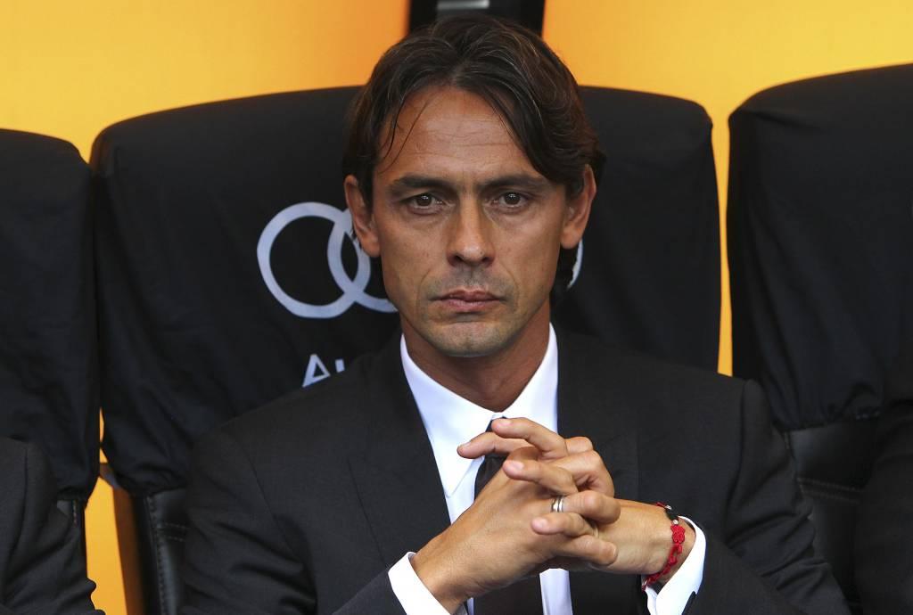 Esonero Inzaghi Bologna