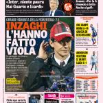 Gazzetta dello Sport – Inzaghi l'hanno fatto viola