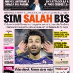 Gazzetta dello Sport – Sim Salah bis