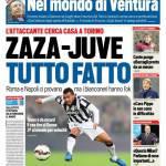 Tuttosport – Zaza-Juve tutto fatto!