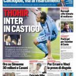 Corriere dello Sport – Thohir, Inter in castigo