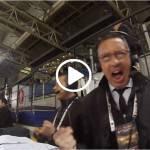 Video – Il telecronista di Roma tv impazzisce al gol di Keita!