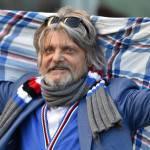 Sampdoria, Ferrero: 'Eto'o? Io ho preso quello vero, Galliani invece…'