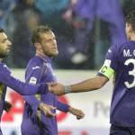 Fiorentina-Sampdoria 2-0, voti e tabellino: Diamanti e Salah lanciano la squadra di Montella