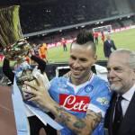 Napoli, l'ex presidente Ferlaino: 'L'addio di Benìtez? Un saluto dolce con la squadra'