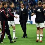 Milan, comunicato l'esonero ad Inzaghi
