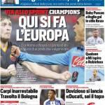 Corriere dello Sport – Qui si fa l'Europa