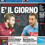 Corriere dello Sport – E' il giorno