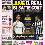 Gazzetta dello Sport – Juve, il Real si batte così