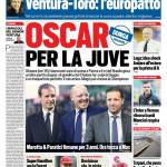 Tuttosport – Oscar per la Juve